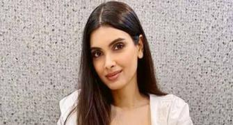 What is Diana Penty waiting for?