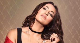 Sonakshi is a poster girl!