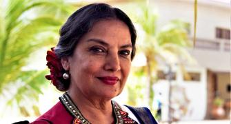 Shabana@70: 'I hope this is not the end of the road'