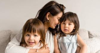 Lisa Ray on the JOYS of Motherhood
