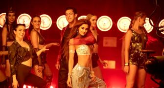 Disha does the unthinkable with Salman!