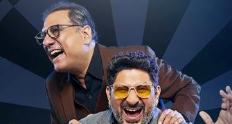 Arshad and Boman: Get ready for LAUGHS!