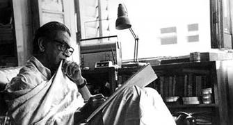 When Satyajit Ray got UPSET