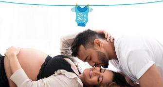 It's a baby boy for Anita Hassanandani!