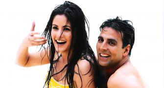 Just how SUCCESSFUL are Akshay-Katrina?