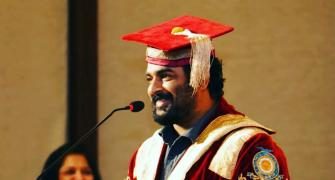Dr Madhavan: 'Actors are not dimwits'