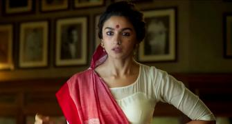 Is Alia convincing as Gangubai Kathiawadi?