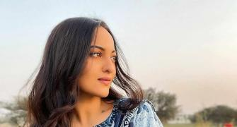 What is on Sonakshi's mind?