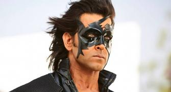 Krrish 4: Hero and Villain Hrithik