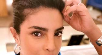 What is Priyanka getting ready for?