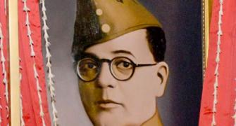 Is this Netaji? Prosenjit replies