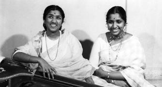 5 AMAZING Duets featuring Lata & Asha