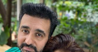 'Family's reputation ruined': Shilpa shouted at Kundra