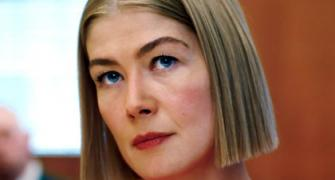 Golden Globes 2021: Rosamund Pike wins Best Actress