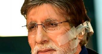 'Amitji just refuses to slow down'