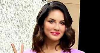 PIX: Where is Sunny Leone going?