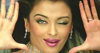 When Aishwarya made eyes at you!