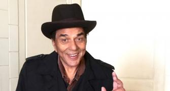 Guess who called Dharmendra to cheer him up?