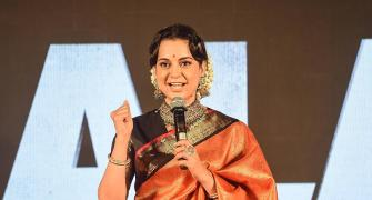 Kangana: 'I have nothing to do with politics'