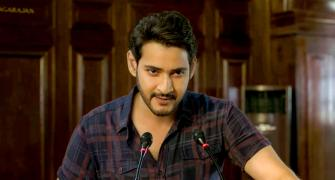 Mahesh Babu sends out a COVID message