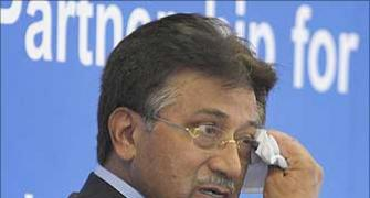 Notice to Musharraf for allowing drone attacks