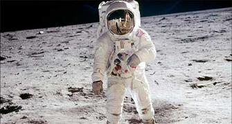 Where were you when Apollo 11 landed on the moon?