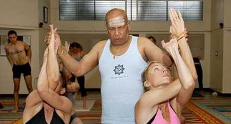 Pattabhi Jois passes into the ages