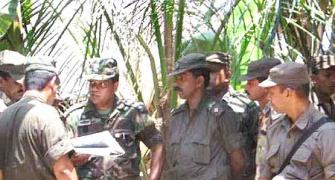 How the Lankan army crushed the LTTE
