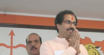 BJP only aiming to stay in power, says irate Sena