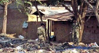 Tragedy strikes CRPF team on Maoist mission
