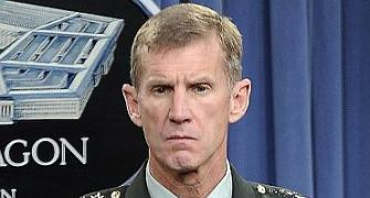 Gen McChrystal: Fired by Obama, hired by Yale