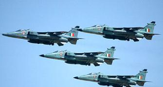 IAF gears up for high-voltage 'Vayu Shakti'