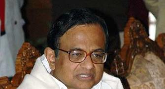 The one thing Chidambaram is terrified of