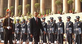 India is now a world power, says Obama