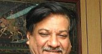 Prithviraj Chavan is the new Maharashtra CM