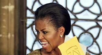 Why the 'aam aadmi' loved Michelle Obama