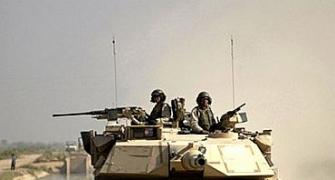 US M1 Abrams tanks head to Afghanistan