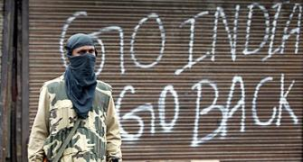 A few extremists are holding Kashmir to ransom