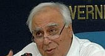 US educational organisation to honour Kapil Sibal