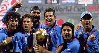 Cup win testifies Team India's hard work: Leaders