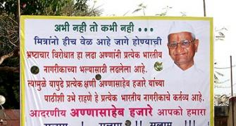 We'll continue acting like dictators: Anna Hazare