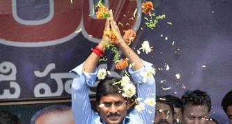 Jagan Reddy won't give up without a fight