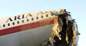 IN PHOTOS: The most DISASTROUS air crashes!