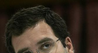Rahul disapproves of personal attacks on Opp leaders