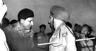 Three Indian blunders in the 1971 war