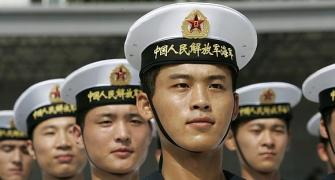 China is moving away from co-operation to confrontation