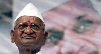 Why Anna Hazare is a lonely, forgotten man today