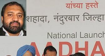 'Nandan Nilekani is subverting the Constitution'