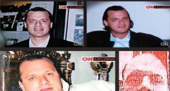 Exclusive! Interview with Headley's wife Faiza
