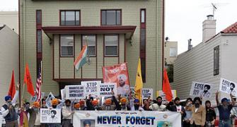 Supporters of Khalistan seek Bhullar's release